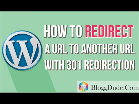 How to Redirect a URL to Another URL in WordPress Using Redirection Plugin