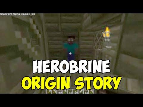Herobrine Origin Story | Where Did Herobrine Come From?