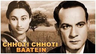 CHHOTI CHHOTI BATEN -  Nadira, Moti Sagar
