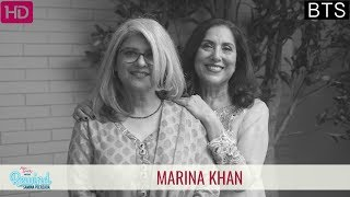 Behind The Scenes With The Legendary Marina Khan | Rewind With Samina Peerzada