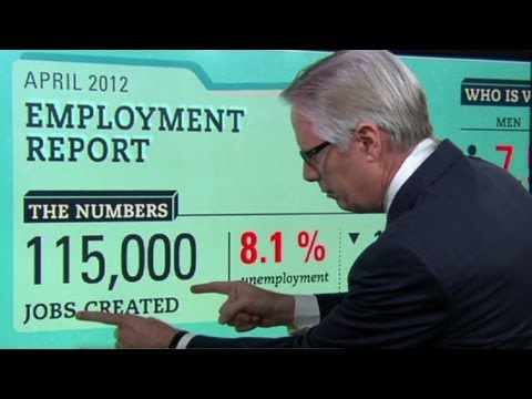 Tom Foreman looks at how the unemployment rate is calculated