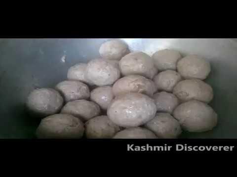 Goshtaba - Kashmiri Delicacy