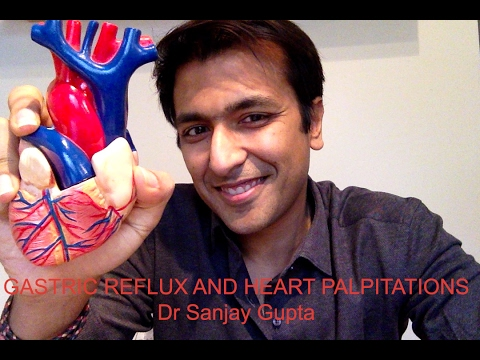 Gastric Reflux AND heart palpitations