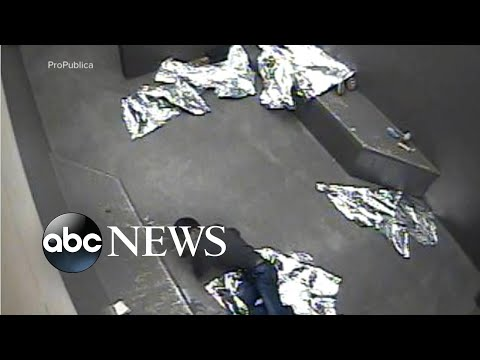 Xxx Mp4 Video Shows Migrant Teen Who Died In US Holding Cell L ABC News 3gp Sex