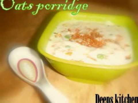 Oats kanji [porridge] in tamil [weight loss recipe] ஓட்ஸ் கஞ்சி