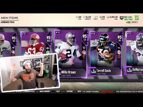 I PULLED THE 2 BEST CARDS IN BACK TO BACK PACKS OMGGG | MADDEN 18 PACK OPENING