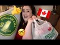 Dollartree/Dollarama Haul Canadian Style