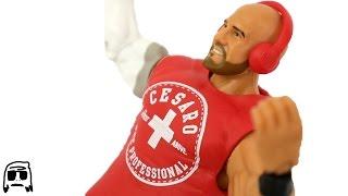 Cesaro WWE Elite 47 Mattel Toy Review!!