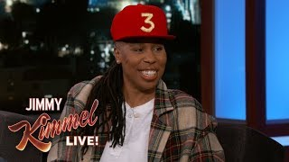 Lena Waithe Has a Major Crush on Jennifer Aniston