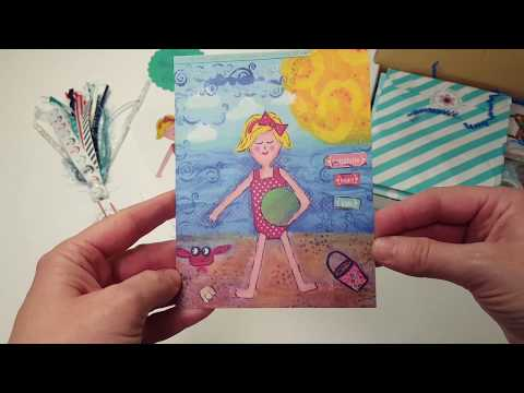 AT THE BEACH KIT / CREATE WITH REBECCA