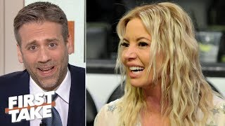 Download 'This is an inside job! How do you botch an inside job?' Max reacts to Jeanie Buss   First Take Video