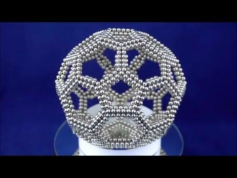 Tutorial: Truncated Icosahedron (Zen Magnets)