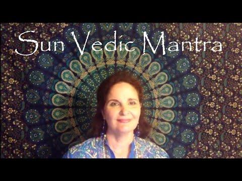Sun Vedic Mantra
