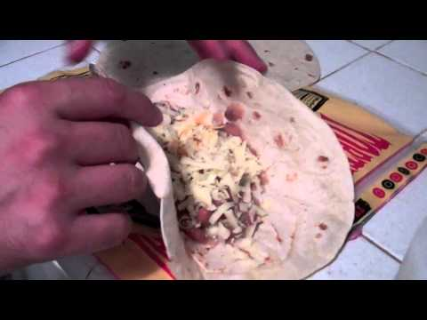 How to Wrap a Burrito Like A Pro - Simple and Amazing!