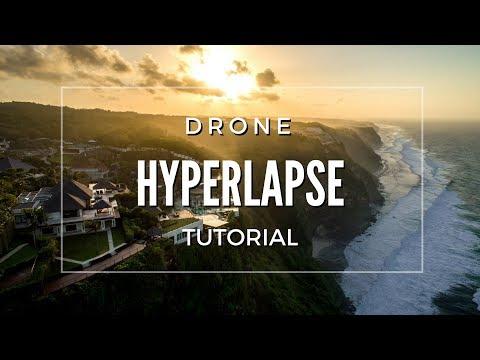 How to make a Drone Hyperlapse- FULL TUTORIAL