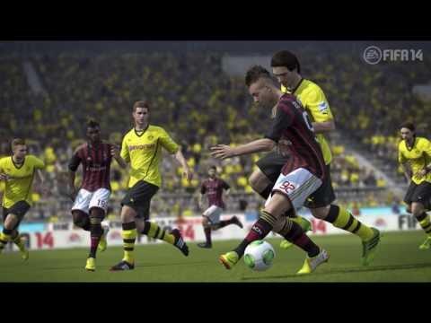 FIFA 14 -New Screens + Ultimate Team 14- HD