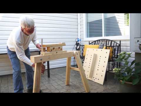 more to the 3 legs on a sawhorse that meets the eye