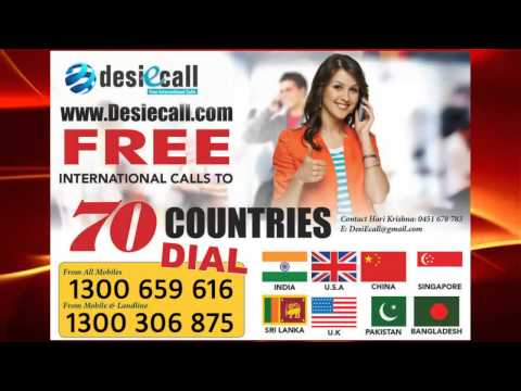Cheap way to call International from Australia Mobiles using cap mins