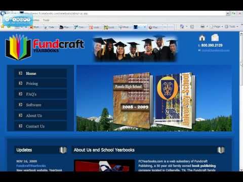 yearbooks online, yearbooks, school yearbooks, highschool yearbooks - FCYearbooks.com