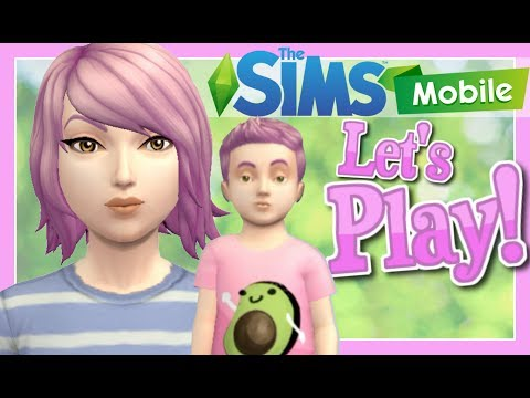 The Sims Mobile | Let's Play! TODDLERS Part 11 App