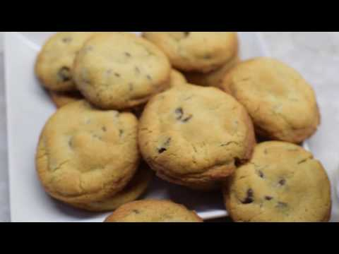 How to Create Chocolate Chip Cookies with Functional Whey Protein