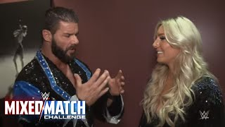 Bobby Rhodes and Charlotte Flair are Glorious with Flair en route to WWE Mixed Match Challenge