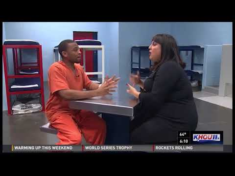 Harris County gives hope to veterans in jail