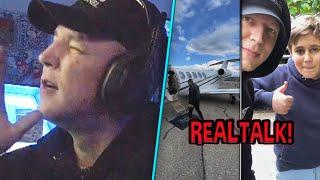 Keine Fotos mit Fans = UNDANKBAR? 🤔 Flug mit PRIVATJET! 😎 MontanaBlack Realtalk