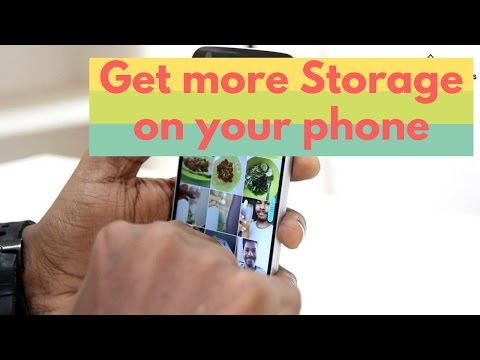 How To Get More Storage On Android