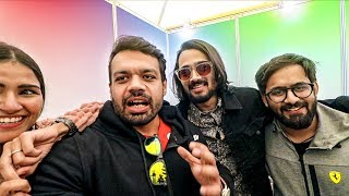 Bb Ki Vines, Behind The Scenes, Backstage | Riders Music Festival Delhi