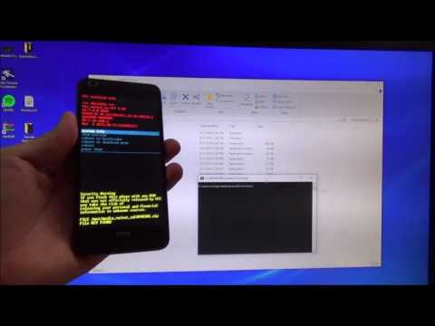 How To Unlock Bootloader On Htc Desire Works On All Htc Devices