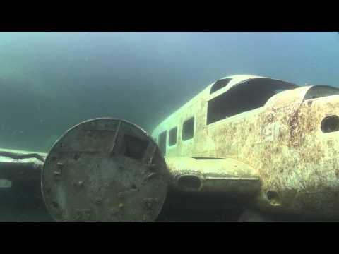 Scuba Diving Morrison Quarry HD