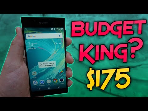 Sony Xperia L1 Unboxing | Is This The Budget Phone King?