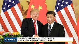 Download U.S., China Discuss Xi-Trump Talks as Trade War Simmers Video