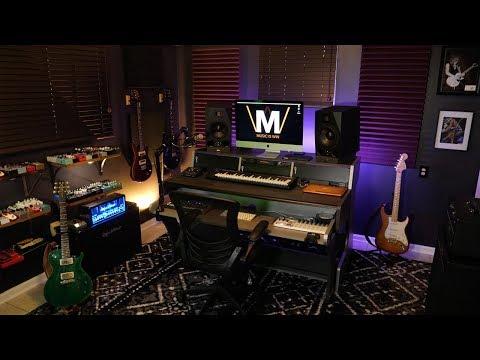 Home Studio Tour | 2018