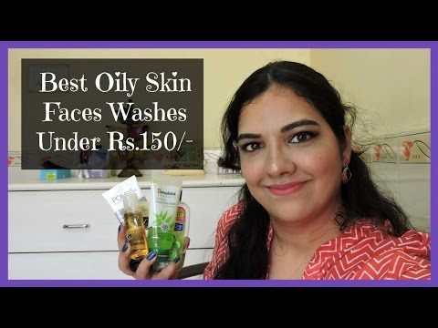 Best Face Washes for Oily/ Combo/ Acne Prone Skin under Rs.150/-   beautywithsneha