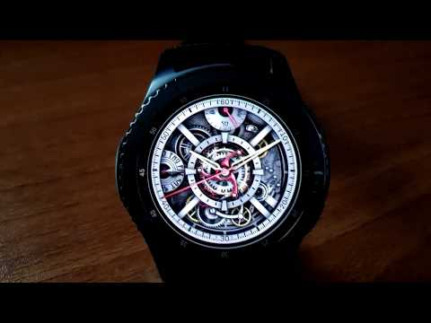 Merlin's Mechanical Wonder - Watch face for Samsung Gear S3 and Gear S2