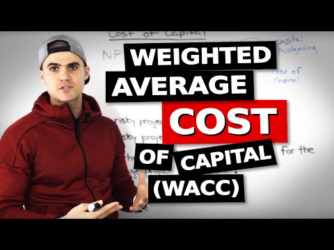 FIN 401- Weighted Average Cost of Capital (WACC) Overview - Ryerson University