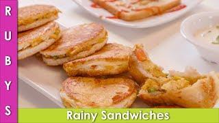 Best Sandwiches for Kids, Iftari & Sehri Special Ramadan Recipe in Urdu Hindi - RKK