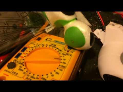 Wowwee Robotics FlyTech DragonFly Repair - Part 1