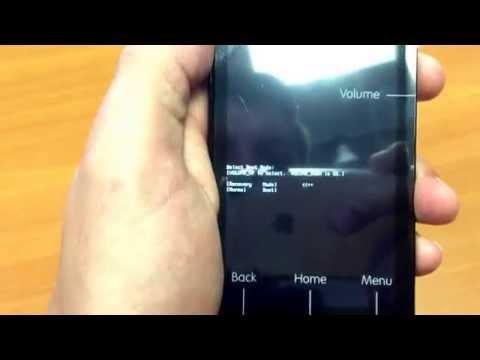 Alcatel OneTouch Evolve 2 Factory Reset MetroPCS