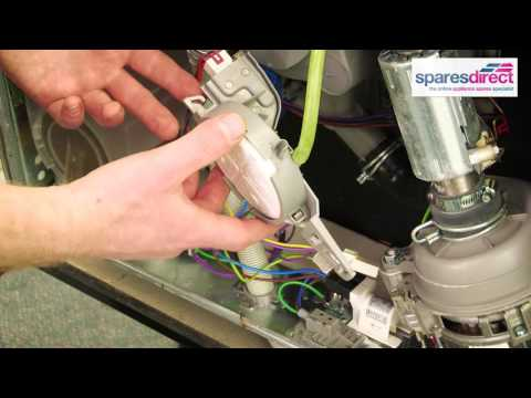 How to repair a Dishwasher Drain Pump | Oven Spares & Parts | 0800 0149 636