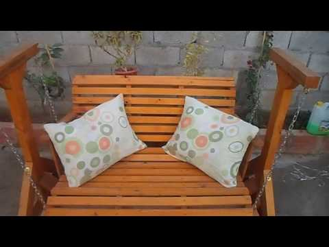 design porch swing glider(pallet) by lord