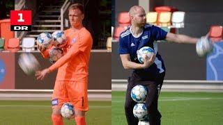 Håndboldspillere vs. fodboldspillere | Versus | DR1