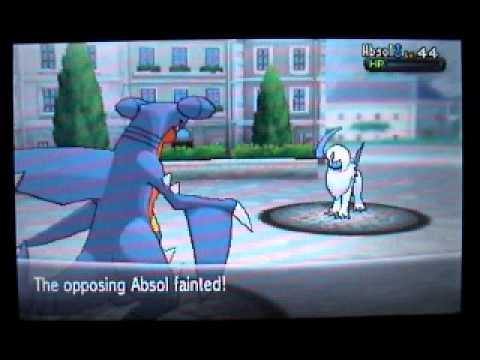 Pokemon X Walkthrough part 26 (Dendemille Town, Route 17 Mamoswine Road to Anistar City)