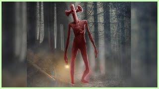The Red Siren Head - Trevor Henderson Creations