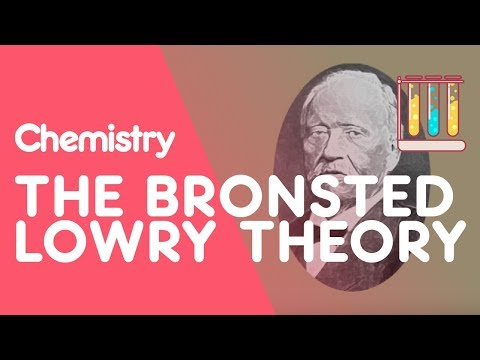 What is the Bronsted Lowry Theory | Chemistry for All | The Fuse School