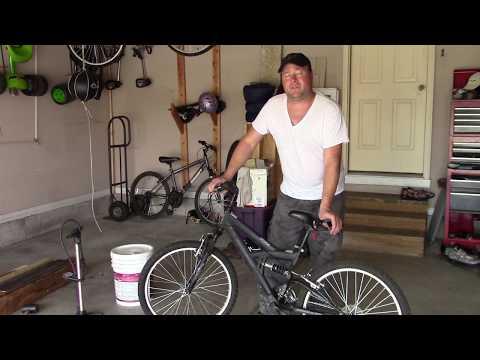 Bike Repair Adjusting The Rear Shock