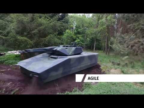 Rheinmetall Next Generation Lynx KF41 Infantry Fighting Vehicle