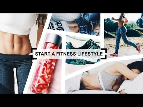 HOW TO START WORKING OUT IN 2017 & STICK TO IT / 5 Simple Tips / Nika Erculj